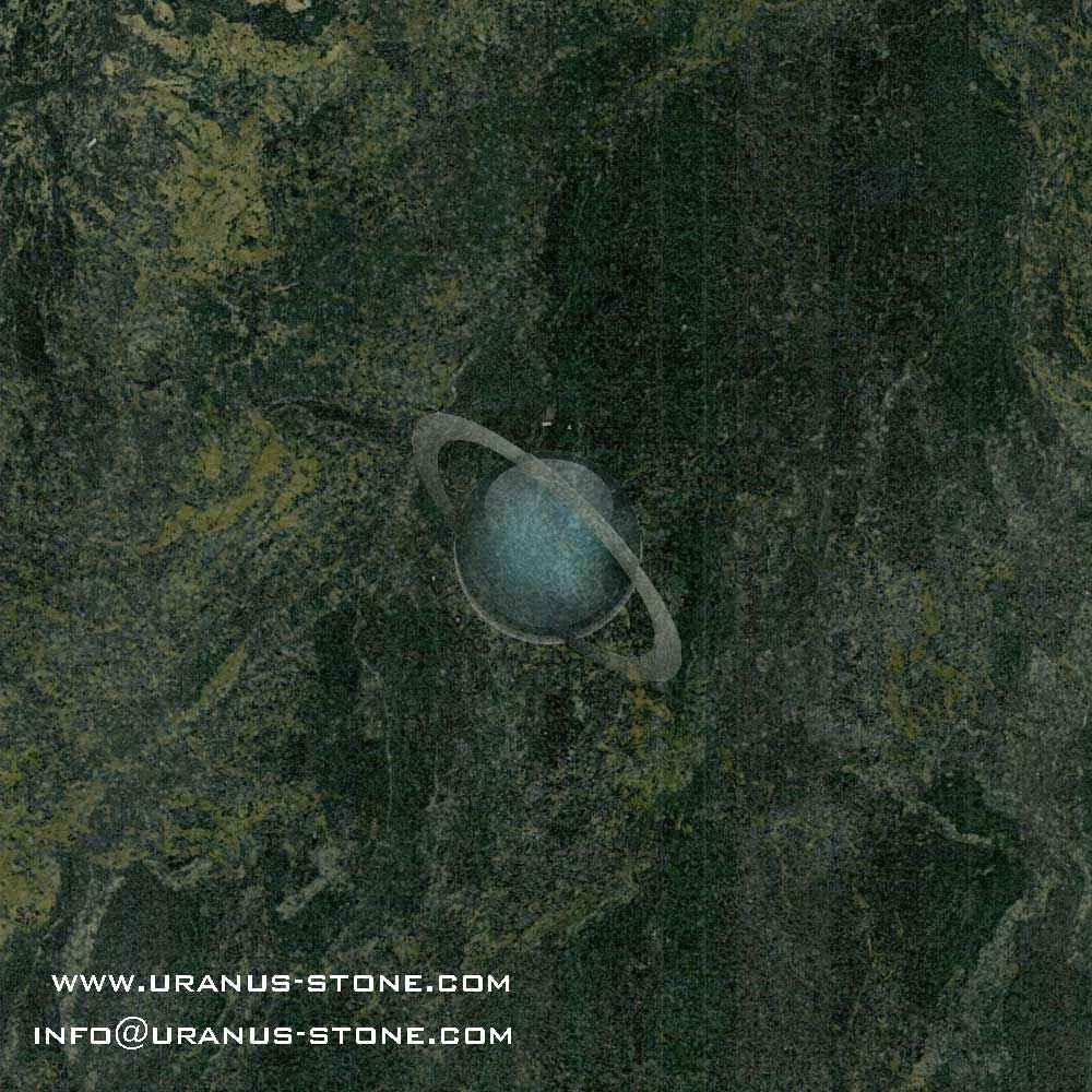 بررسی سنگ گرانیت سبز جنگلی